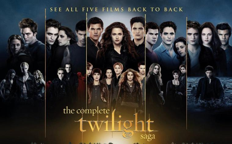 Twilight Trilogie
