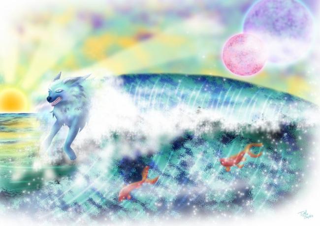 La Louve de l'Océan