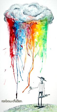 * ________________Bienvenue sur Rainbow-children *