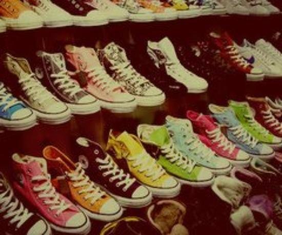 Converse , converse .... converse !