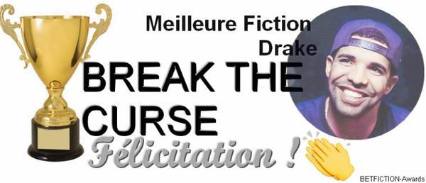 Gagnant de la meilleure fiction : Drake
