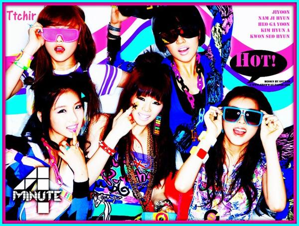 4Minute ♬♫♬ ♫