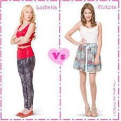 Violetta VS Ludmilla