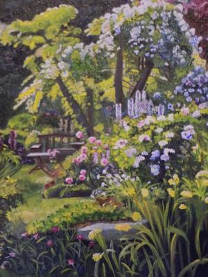 """jardin extraordinaire"""