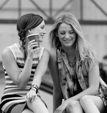 Les amis sont la famille que l'on s'est choisi !