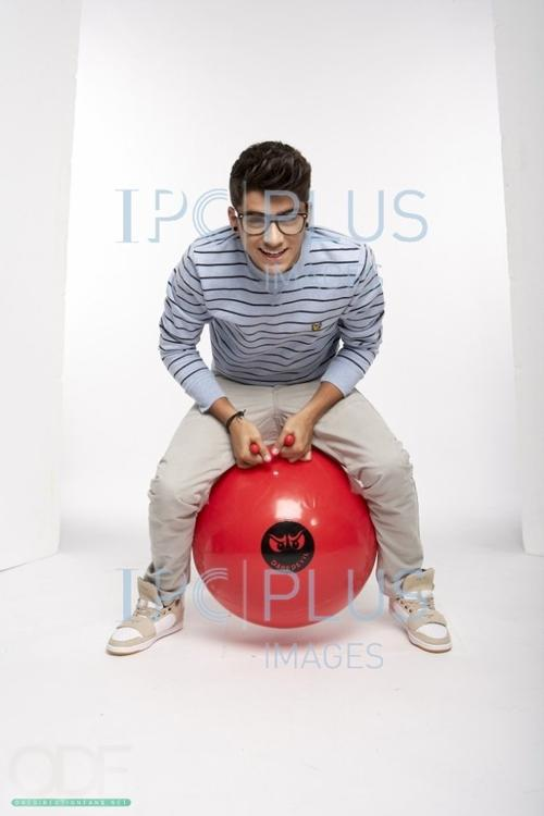 Zayn's Photoshoot pour TEEN