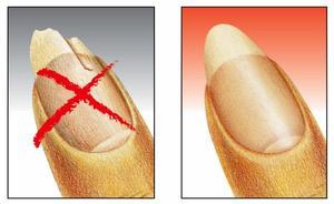 Astuce n°1: Soins des ongles