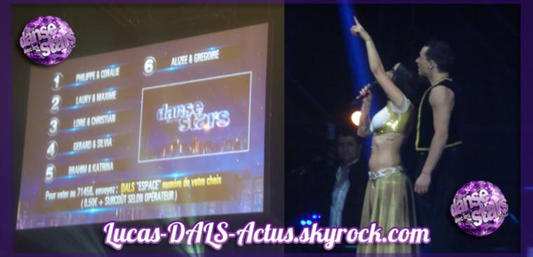 Danse Avec Les Stars, la tournée à Lyon - Le Debrief