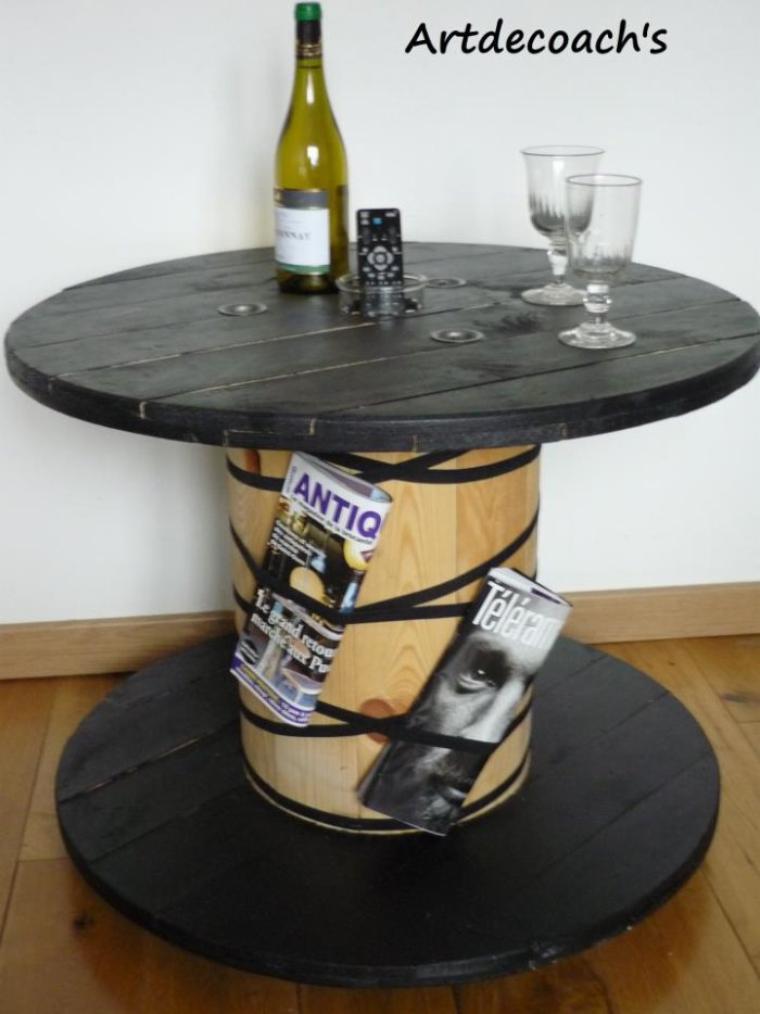 table de bar originale