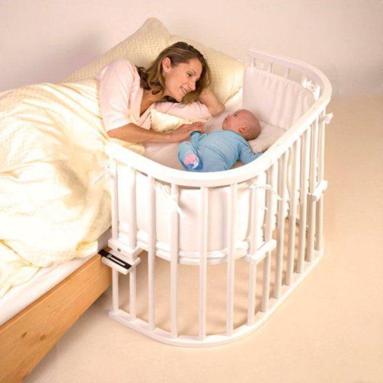 lit pour bébé pratique et rassurant