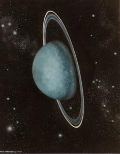 Est-ce que Uranus est le trou du cul de l'univers ?