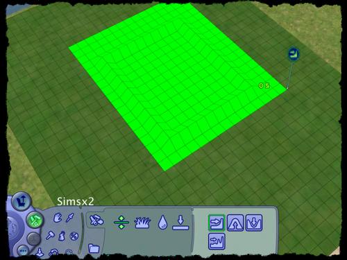 Sims 2 : Changer le mur de la piscine