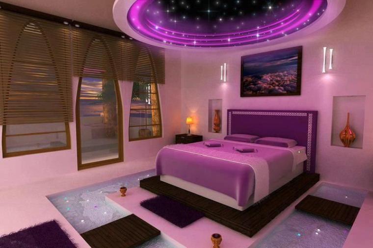 Pas mal, la chambre ! ! !