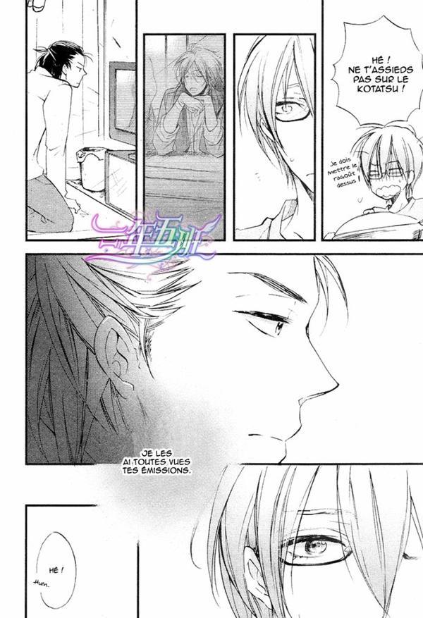 Scan Yaoi: Spotlight Lover