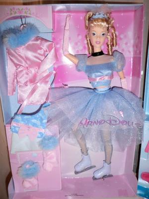 Princess on Ice Mattel