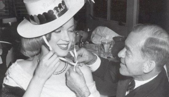 Marilyn et Johnny Hyde ♥