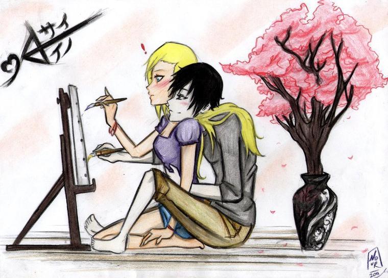 Sai & Ino
