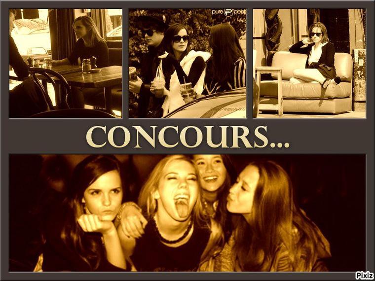 Concours! :D