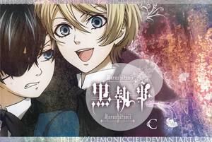 Black Butler  (黒執事, Kuroshitsuji)