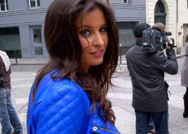 Malika Ménard-Miss France 2010.