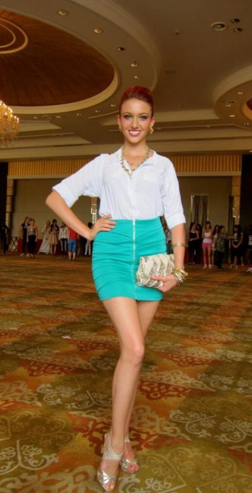 Miss World 2012.