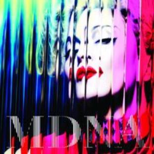MDNA, Le Nouvel Album de Madonna déjà sur Starzik !