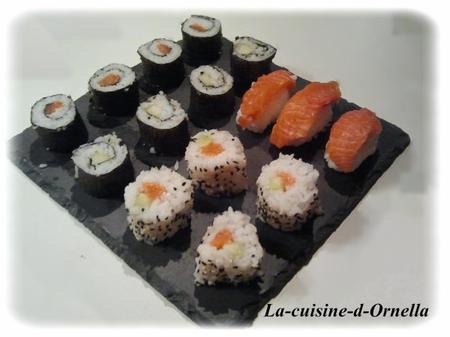 Sushi, Maki et California
