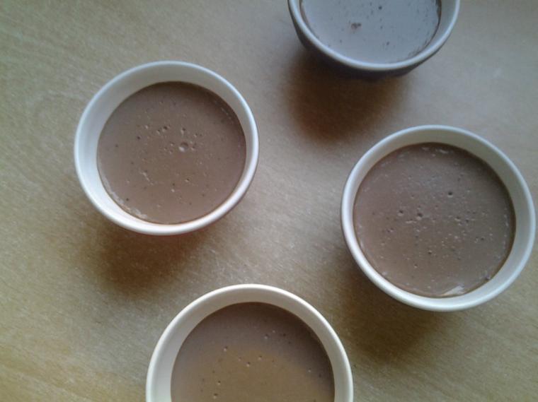 CREME DESSERT AU CHOCOLAT (thermomix)