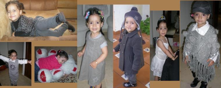 Elle a bien grandi ma petite princesse chérie :-)