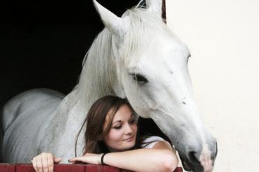 Your horse, your love.