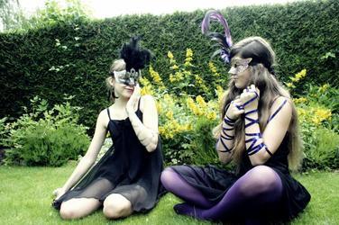 Masked & Masked (II)