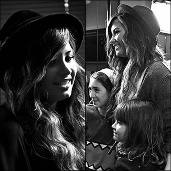Découvre de nouvelle photo de Demi ! Personellement je l'ai trouve superbe et vous votre avis ? :)