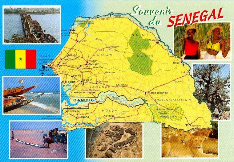 VACANCES AU SENEGAL
