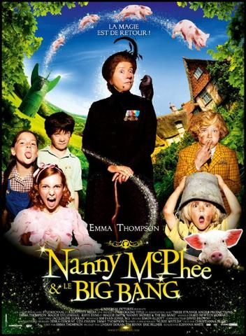 ▓ Nanny McPhee et le big bang ▓
