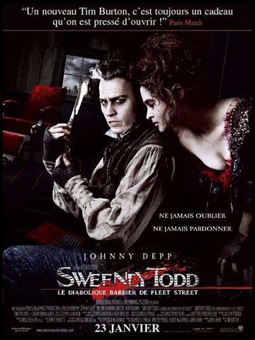 ▓ Sweeney Todd, le diabolique barbier de Fleet Street ▓