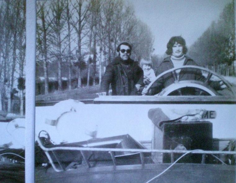 le saint simon en 1972