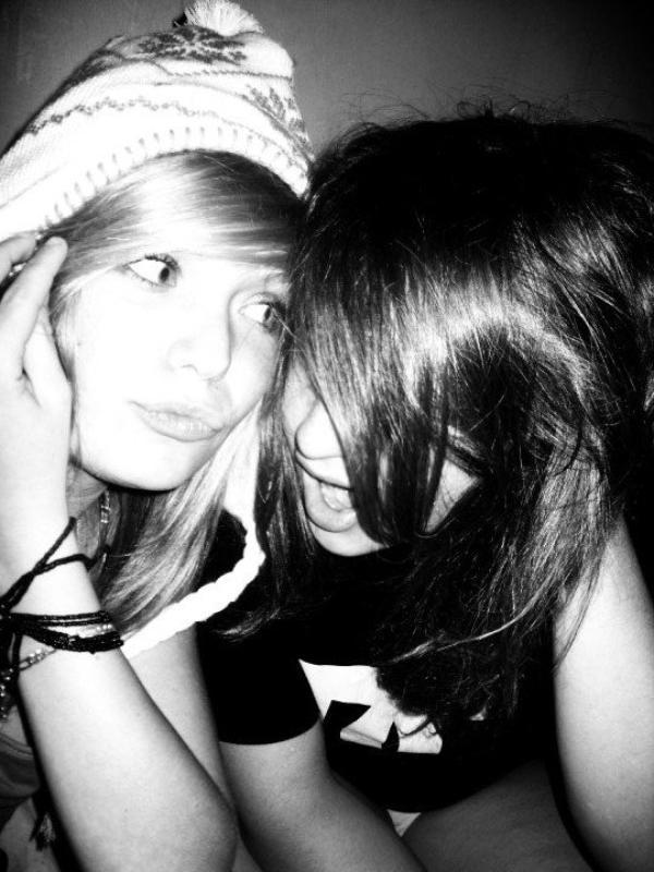 """"""" Audrey & Laetitia ; ♥.. """""""