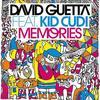 David Guetta feat Kid Cudi : Memories