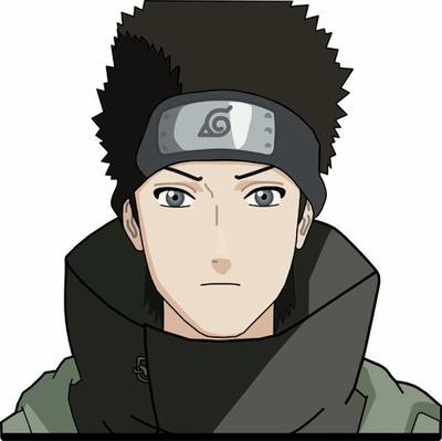 Présentation des personnages ! Team 10 : Shino Aburame !