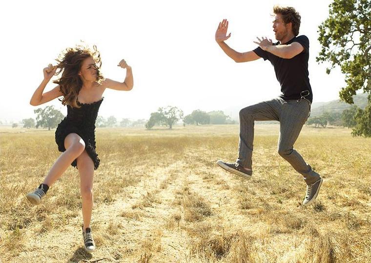 Bref résumé de la vie de Robert Pattinson et Kristen Stewart !