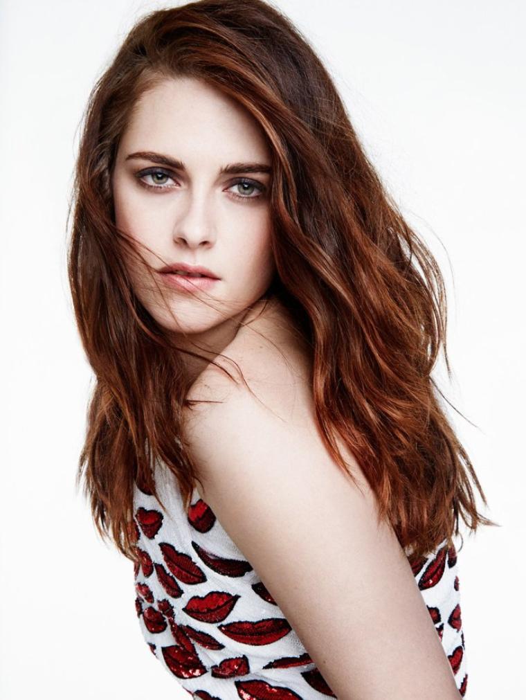 Nouvelle photo de Kristen pour le photoshoot avec Marie Claire USA