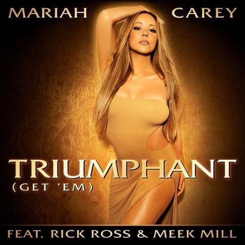 "Mariah Carey ""News Clip & Gala de charité"""
