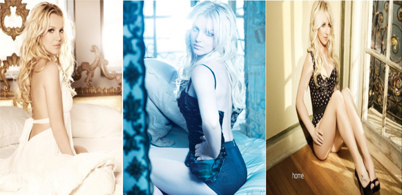 Britney The Femme Fatale <3