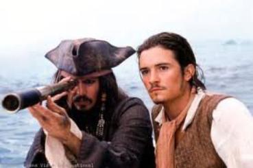 Pirate des caraibe 1 La malédiction du Black pearl