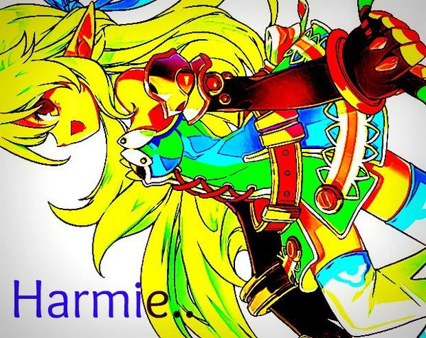 Harmie..