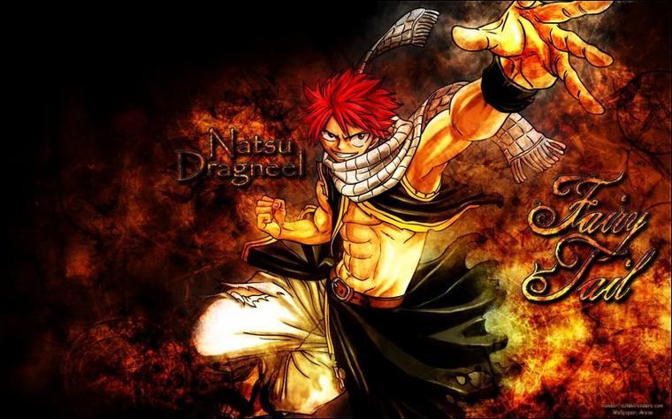 Thème 1: Natsu Dragneel