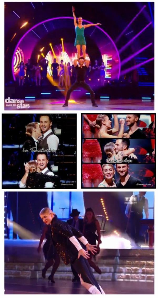 La cinquième semaine de préparation et le quatrième live de Danse avec les stars