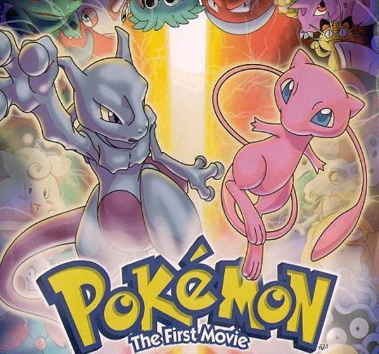 Pokémon 1 : Mewtwo contre Mew