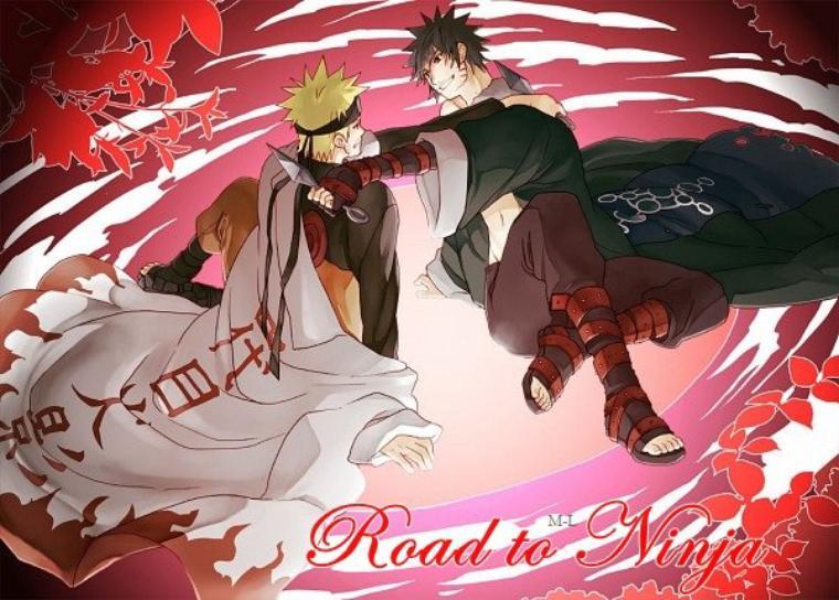 Naruto Shippuden : Road to no Ninja