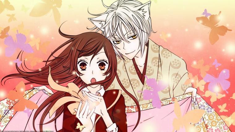 Anime : Kamisama Hajimemashita